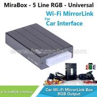 The original Factory high quality lowest price hotspot mirabox / alpine car audio