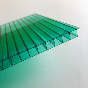4mm 6mm 8mm 10mm Thickness Twin Wall