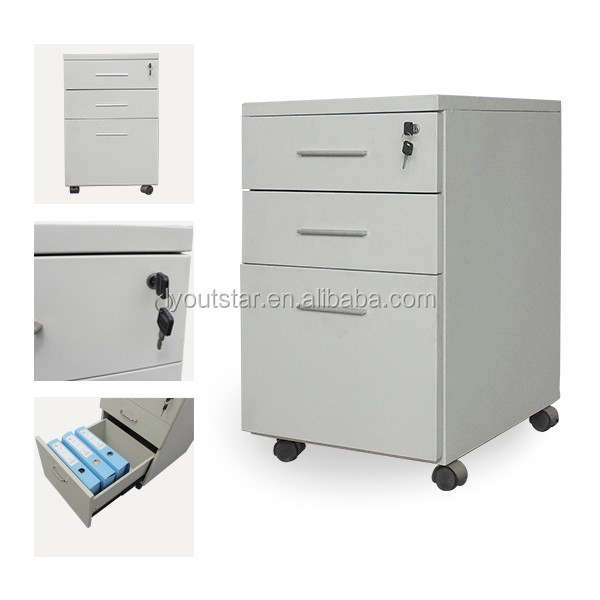 High Quality Latest Design Drawer Steel Movable Bulk File Lock Cabinet