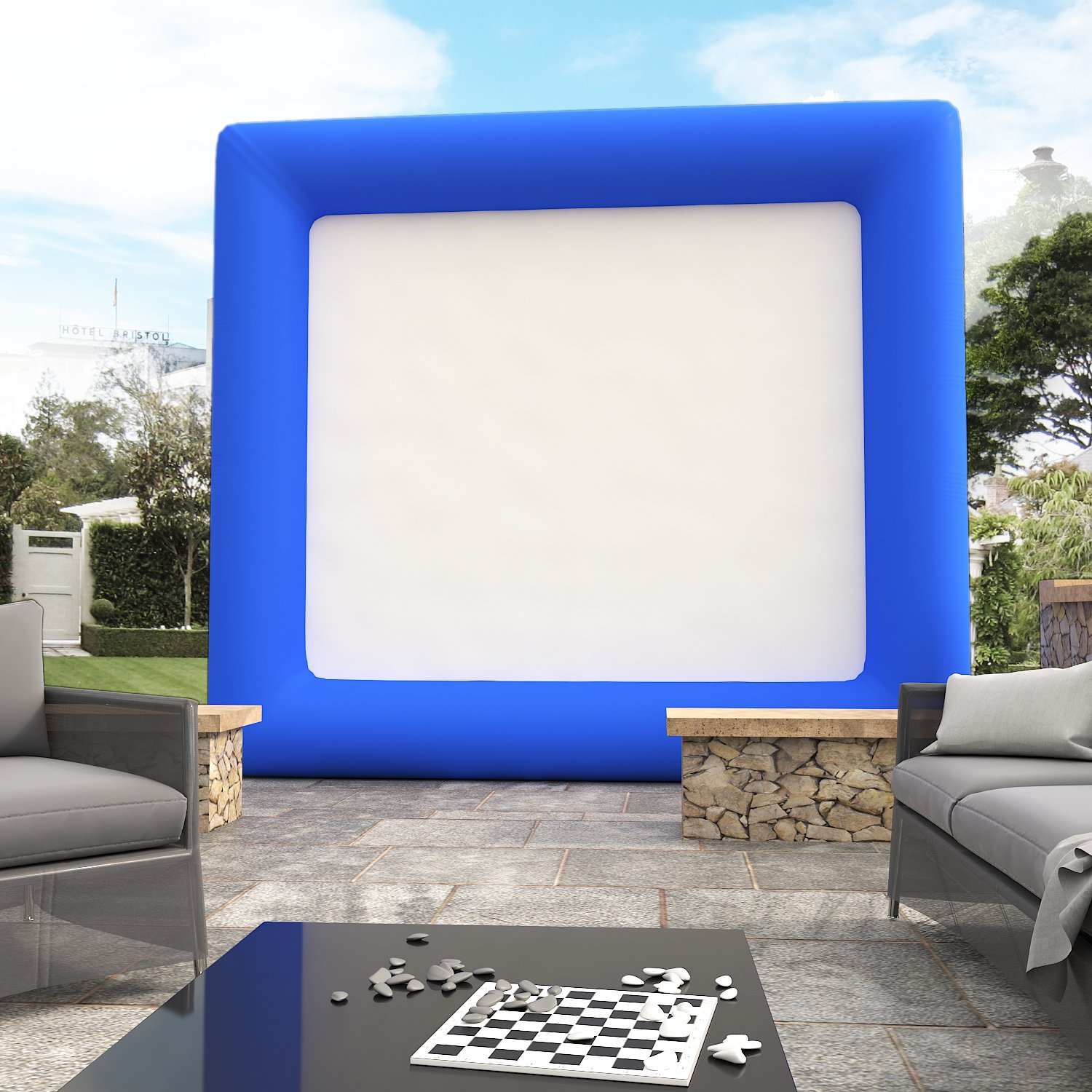Cheap Outdoor Movie Theater Screen, find Outdoor Movie Theater ...