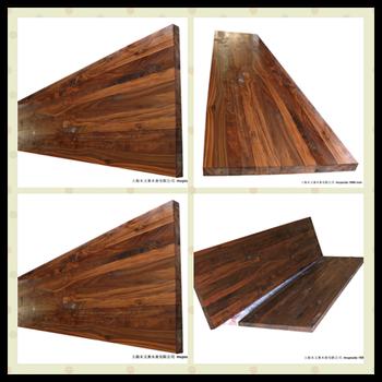 Custom Cut Walnut Wood Table Top Buy Rustic Wood Table Tops - Custom cut wood table top