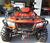 4 wheels gas sport atv quad bike 500cc 4X4 with CE