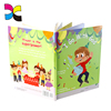 custom size Cartoon customized Full color child learning printing services Hardcover kid story book