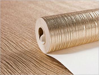 Kopen gouden goedkope behang woninginrichting vinyl behang