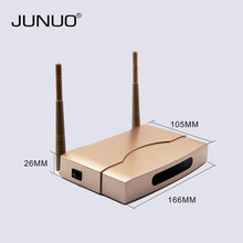JUNUO stretta di Casa 4 k HD H.265 2 gb di RAM 8 gb di ROM android tv <span class=keywords><strong>box</strong></span> youtube <span class=keywords><strong>iptv</strong></span> android <span class=keywords><strong>iptv</strong></span> <span class=keywords><strong>box</strong></span>