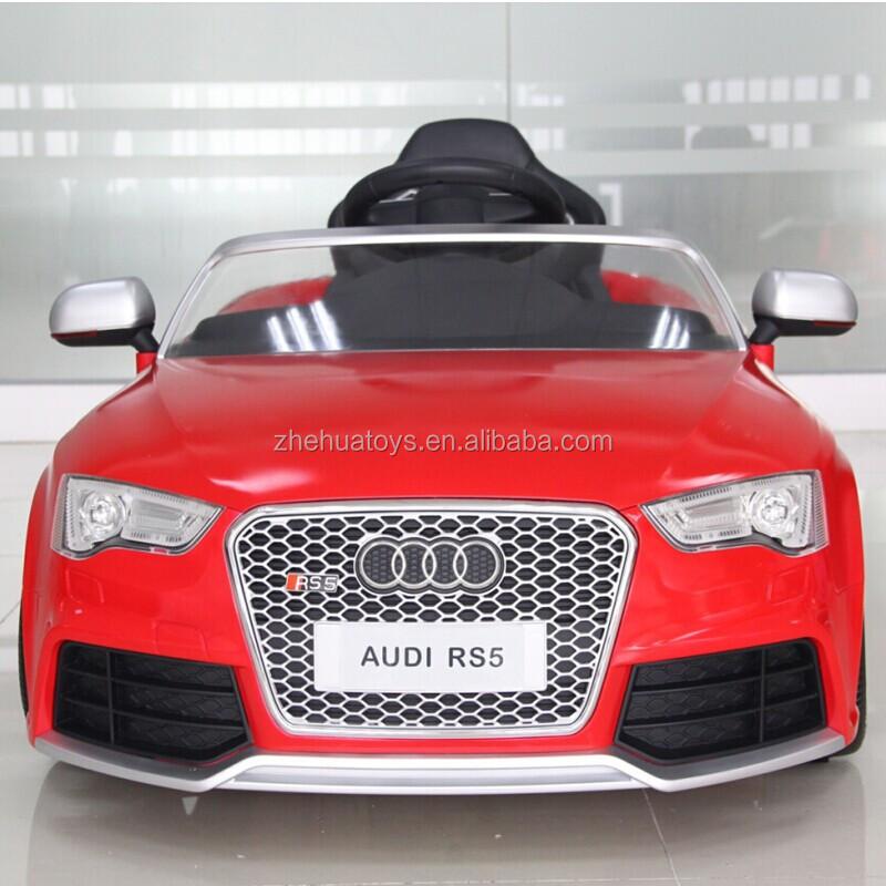 nouvelle audi rs5 sous licence ride sur voiture voiture Électrique