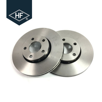 4A0615301C Factory HT250 Auto Brake Disc Rotor for VW