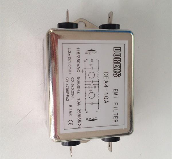 Active Filter 1a 6a 10a 20a Speaker Noise Filter 12v 110/250vac ...