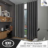 Brand new hotel blackout curtain turkey with good quality