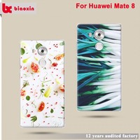 Biaoxin popular bulk cheap printed pc cheap mobile phone cases for huawei mate 8
