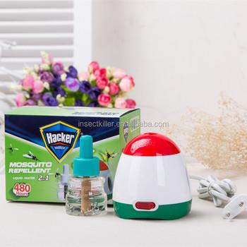 Anti Mosquito Flussigkeit Flussigkeit Elektrisch Muckenschutz