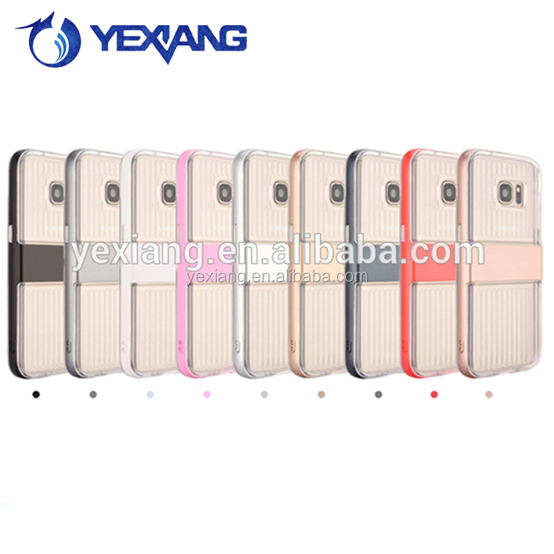 2 in 1 PC TPU case for Samsung N7 popular cell phone back cover