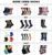DL-I-0386 womens navy socks womens navy blue socks ladies navy blue socks