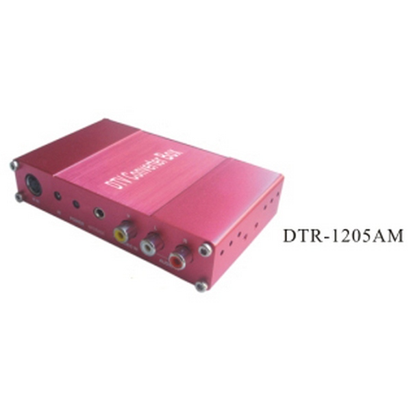 ATSC Car Mobile Digital TV Receiver DTR-1200 AM SERIES