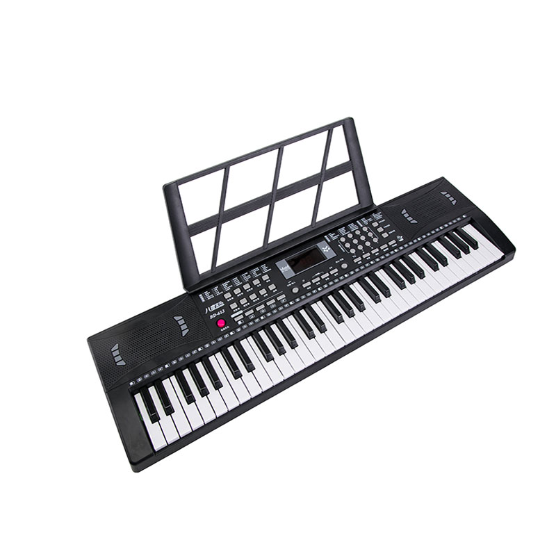 61 keys educational musical instrument electronic organ