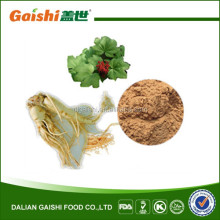 Panax ginseng root powder 100% nature ginseng extract
