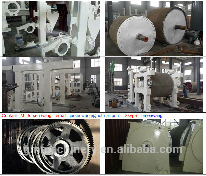 China Supplier Paper Making Machinery,Waste Recycling,Cardboard ...