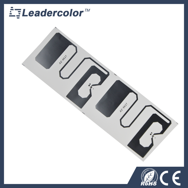 China Manufacture UHF Passive RFID Inlay Wet Inlay ISO 860~960Mhz