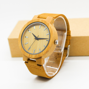 Wewood High quality custom hand made wood watch for sale
