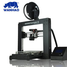 2018 New upgrade WANHAO I3 V2.1 impressora 3d Printer kit ,house 3d printer , Desktop prusa impresora 3d machine