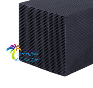 Good Performance Carbon Fiber Honeycomb Activated Carbon Remove Formaldehyde