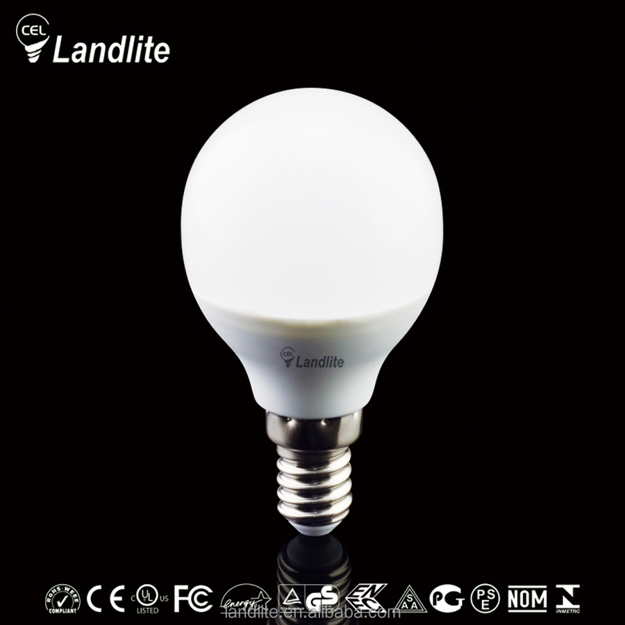High Power And High Quality G45 Led 3.5W E14 Led Lamp 3000K 4000K 6500K Bulb Led E27