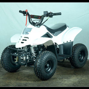pneumatic atv 110cc kids 4 stroke 50cc off road/dirt bike kick starter kids gas powered atv 50cc