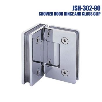 90 Degree Two Side Shower Glass Door Hinge Buy Glass Door Hinge