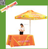 6ft polyester custom printed table cloth