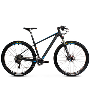 Trusted Chinese suppliers bike 29er 22speed bicycle mountain bike with air wire-lockout carbon fork