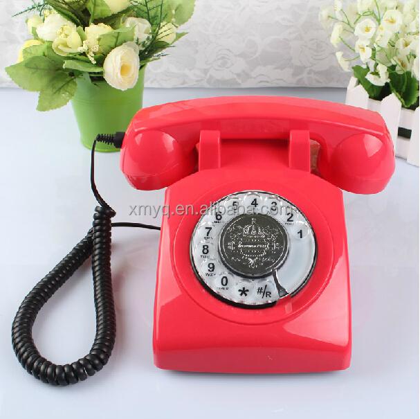 Vintage Old Sim Card Land Phone