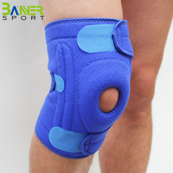 fa718c1d3e Basketball Climbing Knee Pads Open-Patella Stabilizer Knee Brace Support  for Arthritis ACL Injuries Recovery