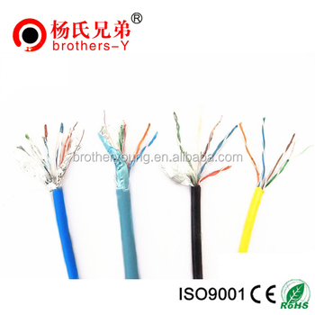 Twisted Pair Cat6 Ftp Network Cable/data Communication Cable