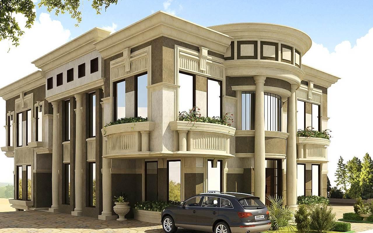 Villa Design,Riyadh-ksa