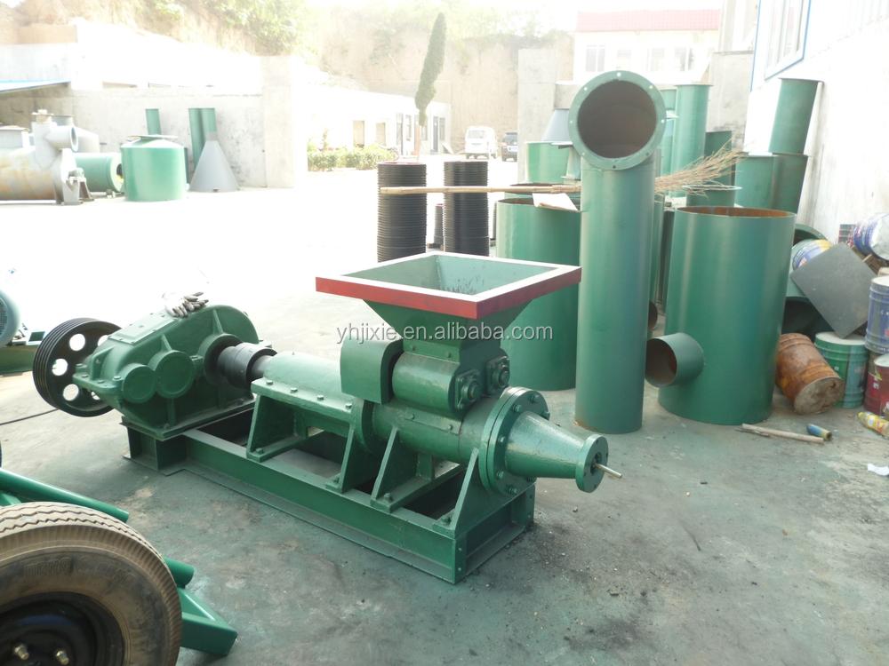 Wood Briquette Press ~ Best quality sawdust wood chips briquette machine