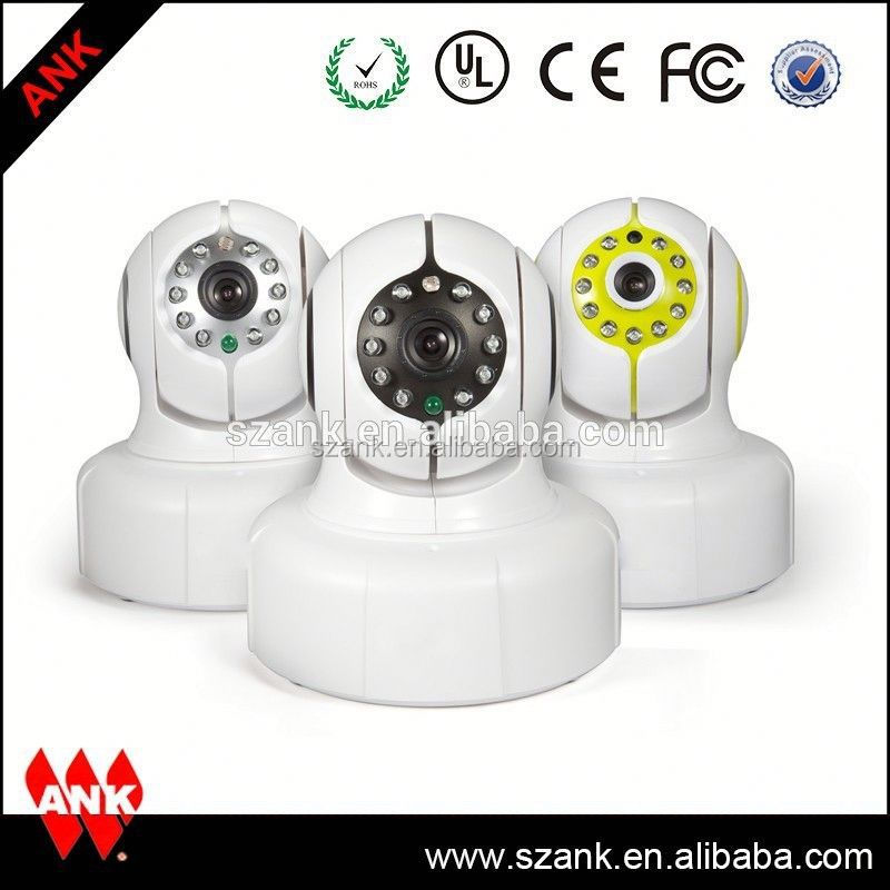 3G 4G GSM mobile phone access wireless CCTV video surveillance for pet baby monitor
