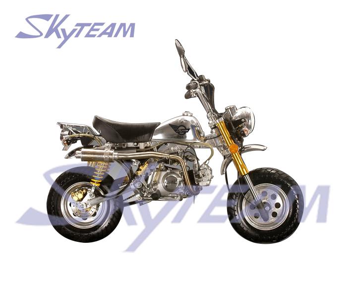 skyteam 50ccm 4 takt affen le mans pro motorrad ewg. Black Bedroom Furniture Sets. Home Design Ideas