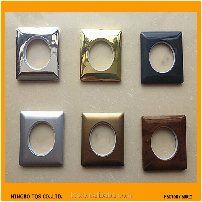 Cheap Square Small Plastic Curtain Rings Clip, View plastic curtain ...