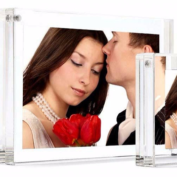 13x18 photo frame acrílico