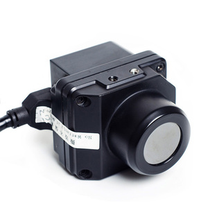 Thermal small night vision under vehicle search camera