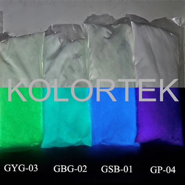 Glow In The Dark Nail Art,Luminous Nail Pigment,Phosphorescent ...
