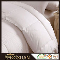 fashionable durable winter warm hotel quilts and comforters