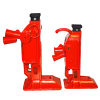 In stock High Quality 10 Ton Mechanical Rack Ratchet Jack For Lifting