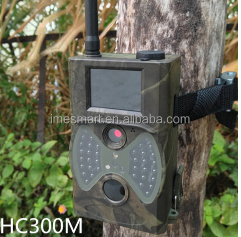 Waterproof GSM MMS Email via network 12mp/8mp/5mp 940nm 1080P HD night vision solar powered or battery operated hunting camera