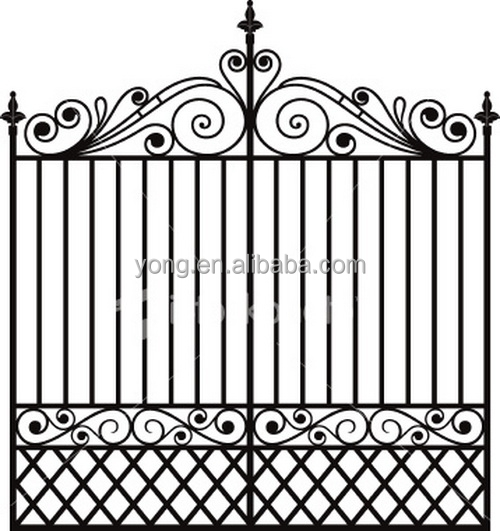 Various Entrance Iron Gate/iron Door - Buy Decorative Iron Gate DoorIron Gates For SaleIron Main Entrance Galvanized Doors Product on Alibaba.com  sc 1 st  Alibaba & Various Entrance Iron Gate/iron Door - Buy Decorative Iron Gate Door ...