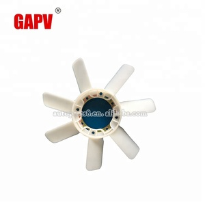 Auto parts car accessories car fan with 7 blades MX-059 for HIACE