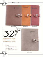 practically durable cheap stationery diary 2012 year fashionable red notebook bag by yf fact