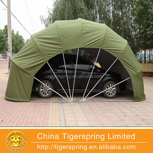 Large mobile foldable carport from china tigerspring