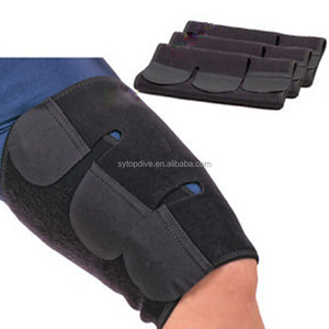Calf pain relief faster neoprene calf support single sleeve