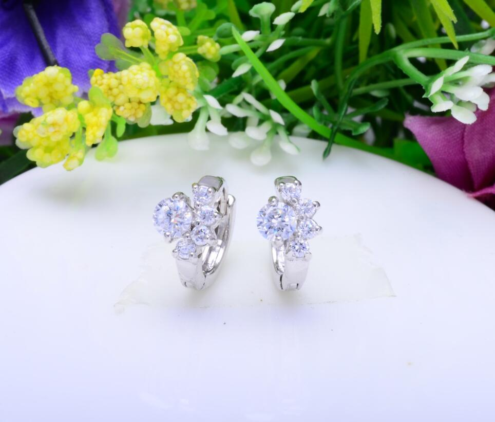 Wholesale in stock jewelry cheap alloy jhumka earrings for girls ...